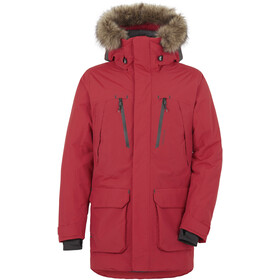DIDRIKSONS Marco 2 Parka Uomo, rosso